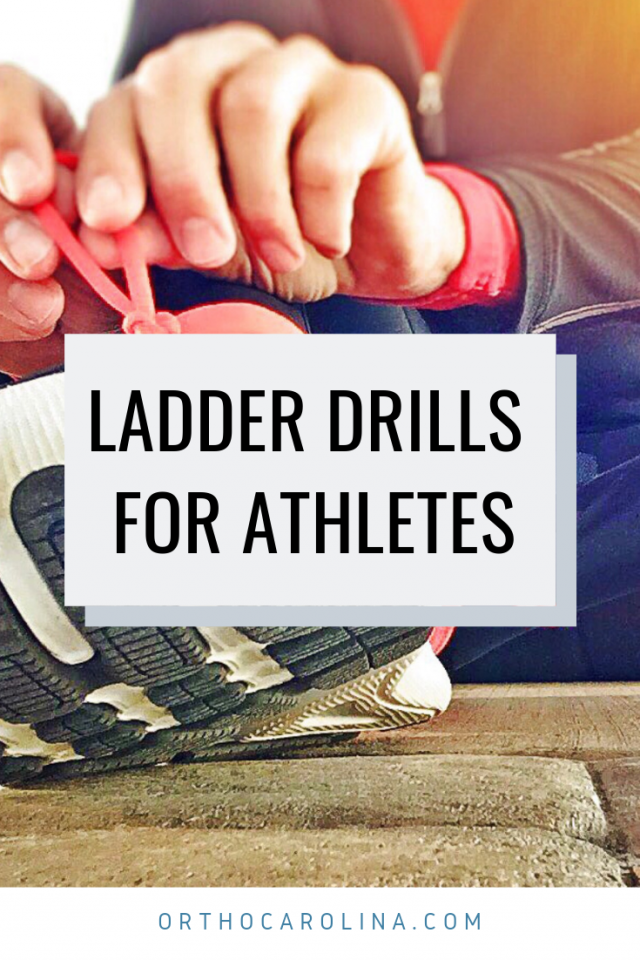 Ladder Drills for Athletes