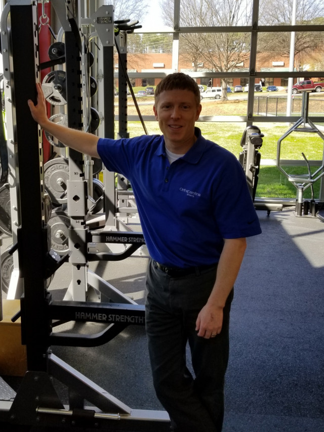 Meet Chris Gabriel- Physical Therapist