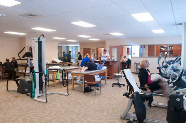 Highlighting Eastover Physical Therapy