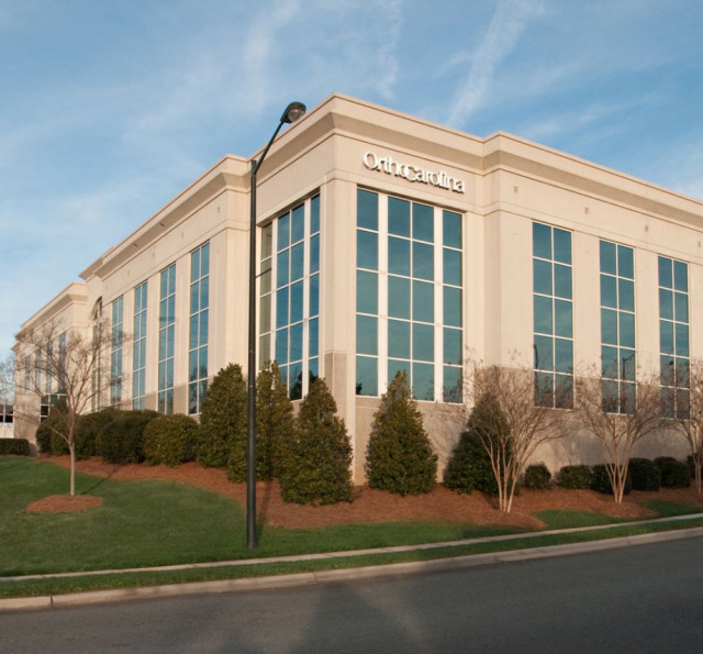 physical Therapy Ballantyne Office