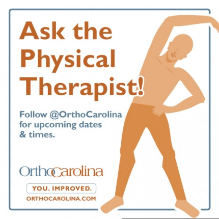 Ask the Physical Therapist!