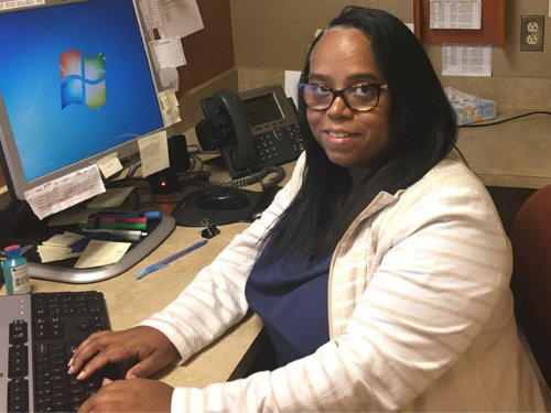 Meet Deverlyn Morgan, Patient Services Coordinator