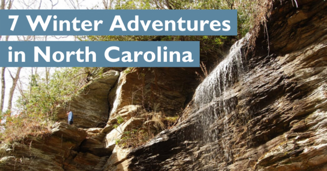 7 Winter Adventures in North Carolina Other than Downhill Skiing