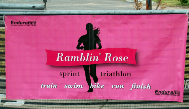 Ramblin' Rose - Spin Triathlon