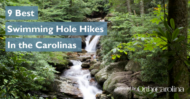 9 Best Swimming Hole Hikes in the Carolinas