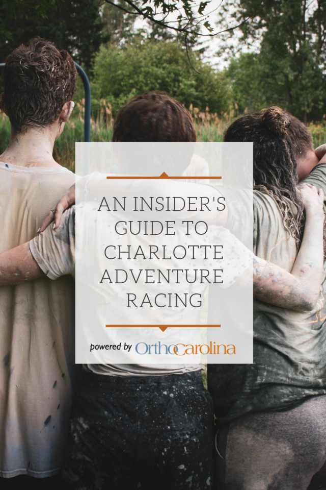 An Insider's Guide to Charlotte Adventure Racing