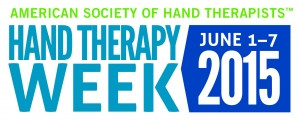 Hand Therapy Week - 2015