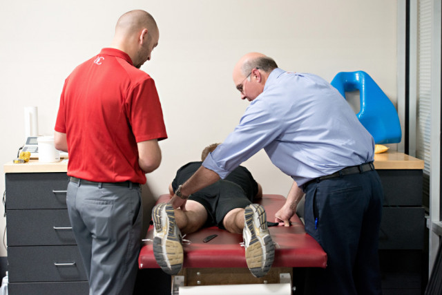 NASCAR Physical Therapy