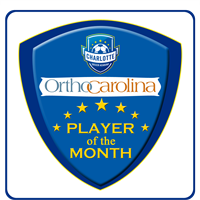OrthoCarolina Player of the Month