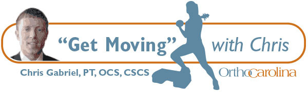 """Get Moving"" with Chris"