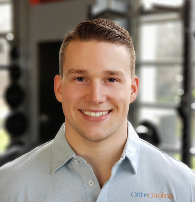 Colton Jarvie, NSCA Certified Personal Trainer