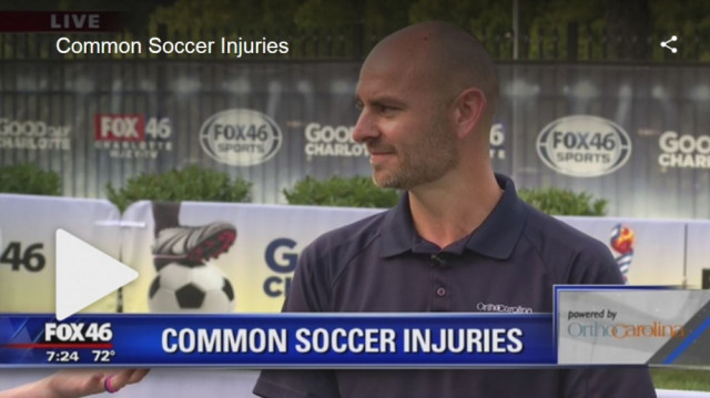 Preventing Soccer Injuries in Young Players