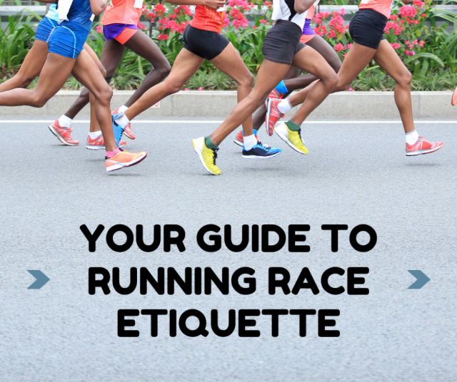 Your Guide to Running Race Etiquette