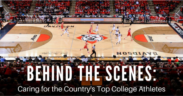 Davidson College OrthoCarolina | Caring for the Country's Top College Athletes