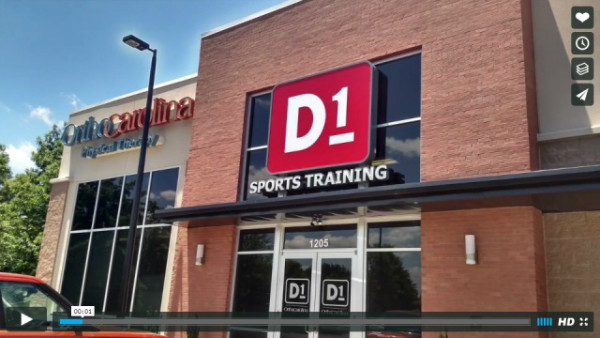 D1 Sports Training Facility
