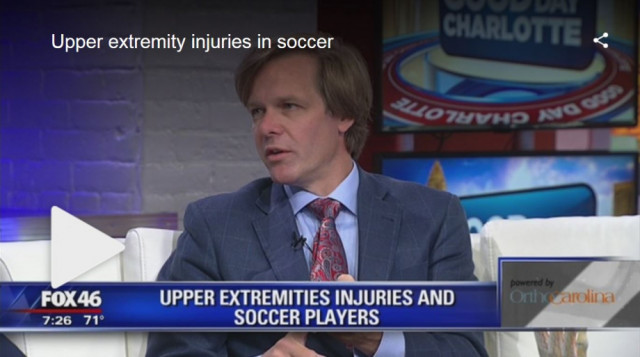 Upper Extremity Injuries in Soccer Are More Common Than You Think