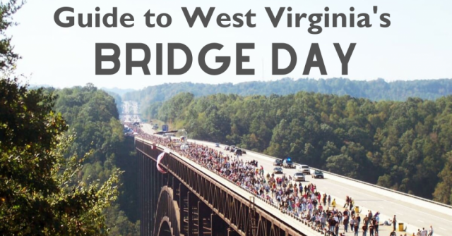 Guide to West Virginia's Bridge day