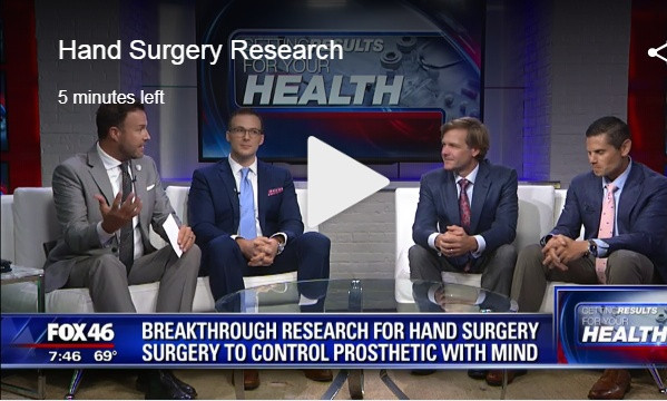 Hand Surgery Research Video