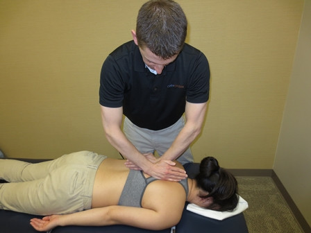 Massage Therapist from OrthoCarolina