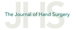 Journal of Hand Surgery