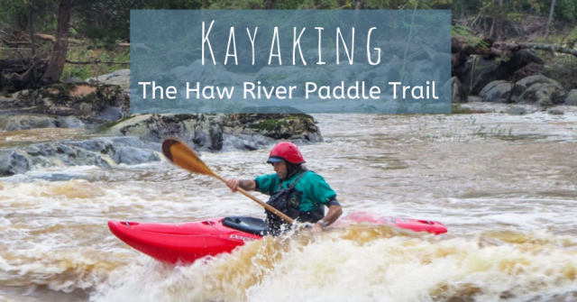 Kayaking - The Haw River Paddle Trail