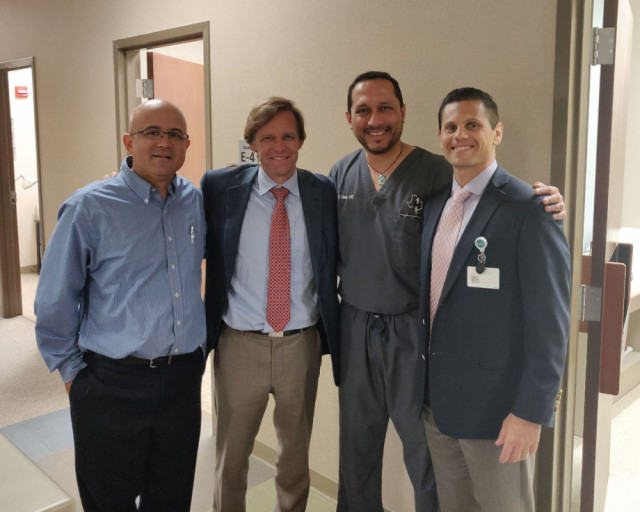 Jason Nydick Florida Orthopaedic Institute & Kunj Desai Hand Center of San Antonio