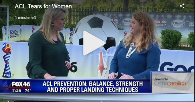 Video - ACL Tears for Women