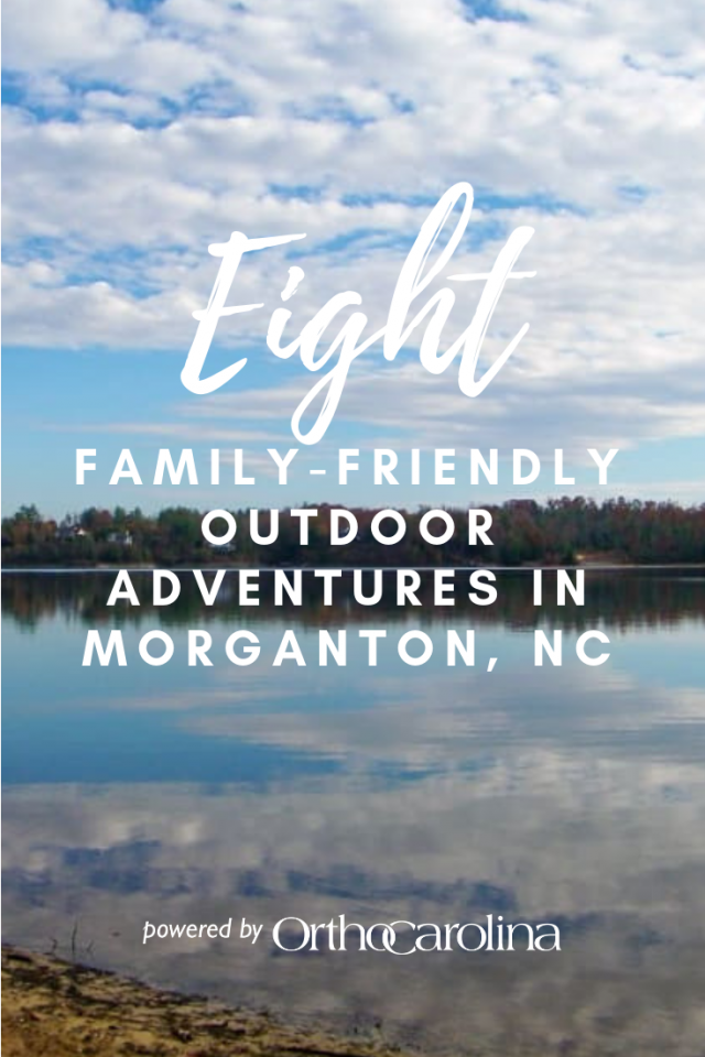 Eight Family Friendly Outdoor Adventures in Morganton, NC