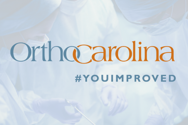 OrthoCarolina Welcomes 5 New Physicians