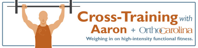 Cross-Training with Aaron from OrthoCarolina