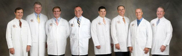OrthoCarolina Hip and Knee Center Doctors