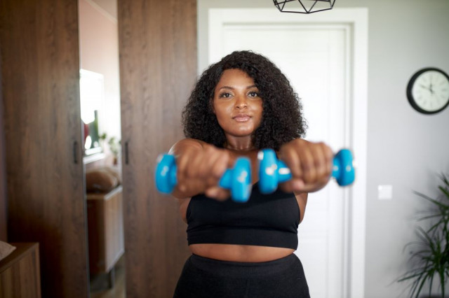 Tips and Tricks for Fitting in At Least Three At-Home Workouts Per Week
