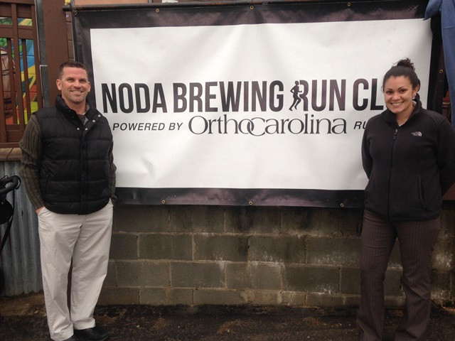 NODA brewing run CLT