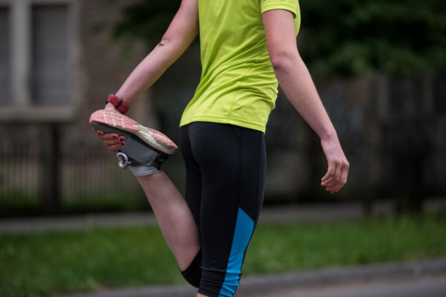 Stretches for Runners | Stretching before and after running