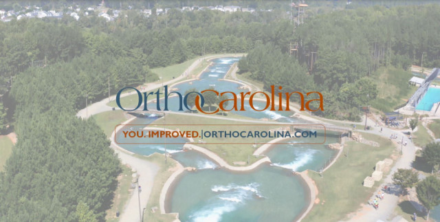 OrthoCarolina Team Member Appreciation Day at US National Whitewater Center