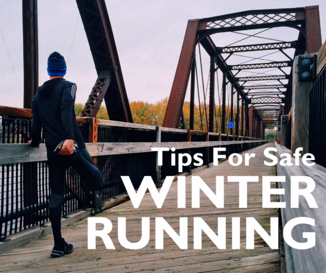 Tips for Safe Winter Running