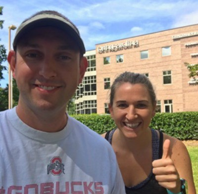 Michael Paloski, DO, MBA and Abby Young, PA-C