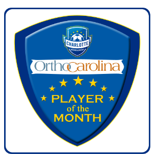 OrthoCarolina - Player of the Month Award