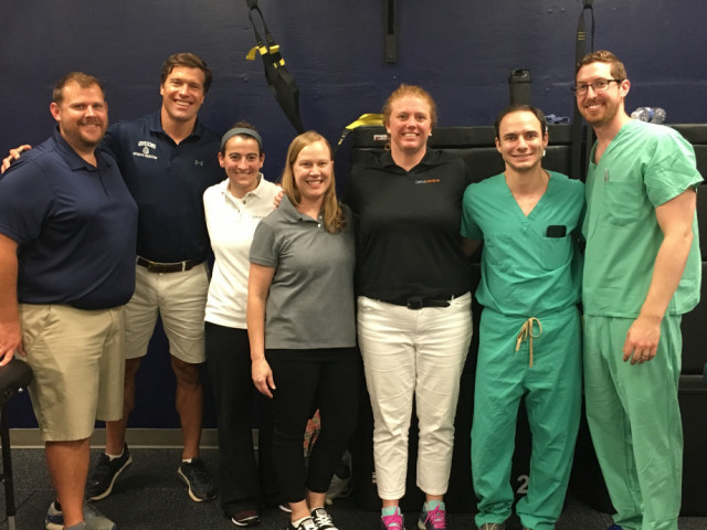 Q&A with Physical Therapist Team