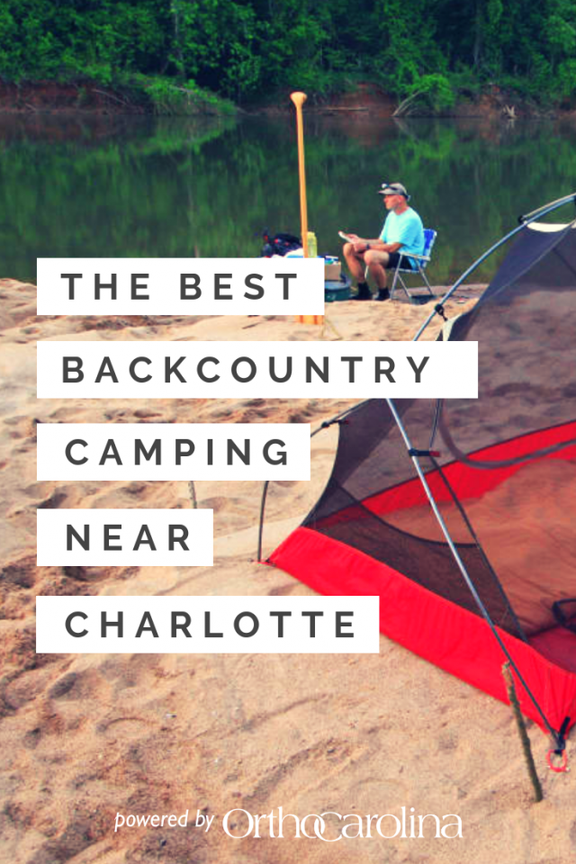 The Best Backcountry Camping Near Charlotte