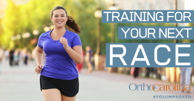 Training For Your Next Race With OrthoCarolina