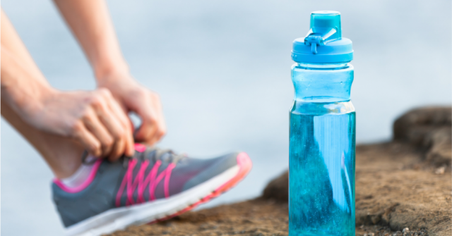 Trying to Stay Hydrated? The Truth About Sports Drinks VS. Water