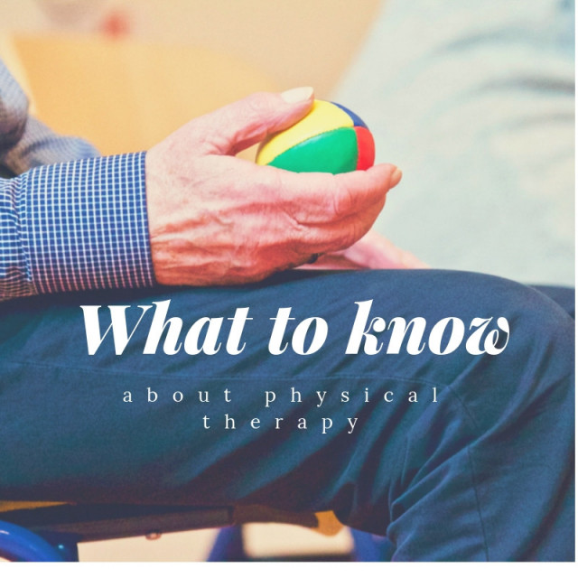 What You Should Know About Physical Therapy