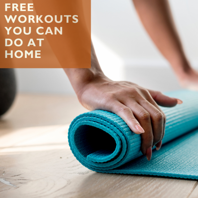 FreeWorkouts OrthoCarolina