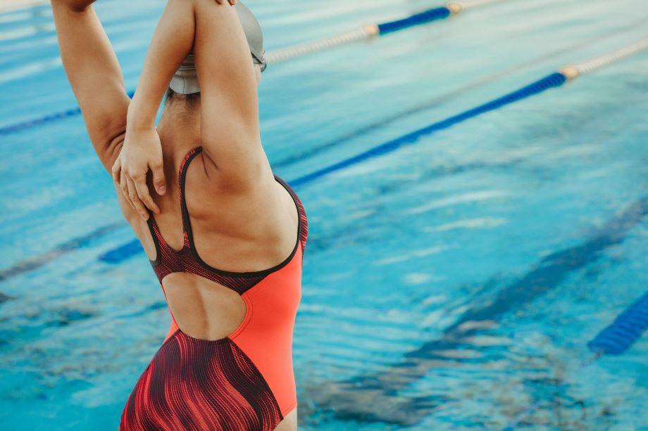 Stretches for Swimmer | OrthoCarolina