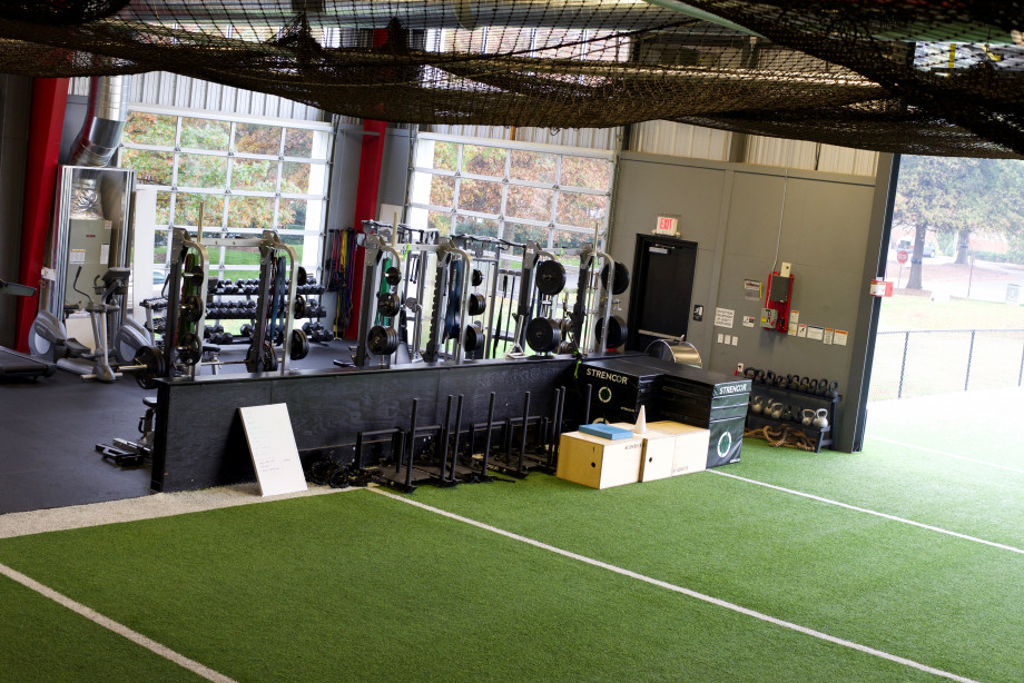 OrthoCarolina Sports Training Center